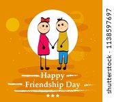 illustration of background for... | Shutterstock .eps vector #1138597697