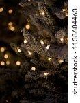 winter holidays close up soft... | Shutterstock . vector #1138684463
