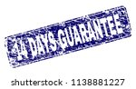 14 days guarantee stamp seal... | Shutterstock .eps vector #1138881227