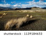 western mongolia. the endless... | Shutterstock . vector #1139184653
