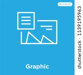 graphic vector icon isolated on ... | Shutterstock .eps vector #1139195963