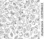 harvest festival. autumn vector ... | Shutterstock .eps vector #1139548613