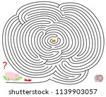 logic puzzle game with...   Shutterstock .eps vector #1139903057