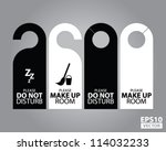 ,background,bed,business,busy,card,clean,closed,concept,dangle,disturb,do,door,door hanger,door tags