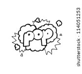 pop sign | Shutterstock . vector #114051253
