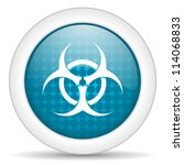 virus icon | Shutterstock . vector #114068833