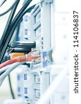 network server | Shutterstock . vector #114106837