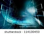 technology  background   Shutterstock . vector #114130453