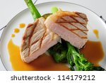 pork - stock photo