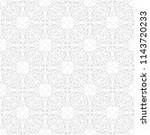 ornate seamless pattern for...   Shutterstock .eps vector #1143720233