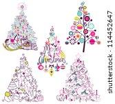 Christmas Tree Collection....