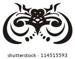 owl | Shutterstock .eps vector #114515593