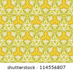 abstract kaleidoscope... | Shutterstock .eps vector #114556807