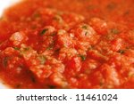 Tomato Souce Red Hot