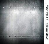 metal plate | Shutterstock . vector #114613057