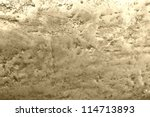 golden metallic texture - stock photo