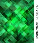 Abstract Green Background...