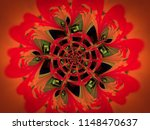 a hand drawing pattern made of...   Shutterstock . vector #1148470637