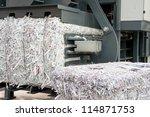 paper strips | Shutterstock . vector #114871753