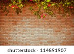 Grunge Wall Background With...