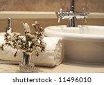 Beautiful Stylish Bathroom...