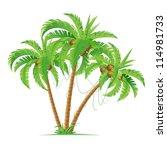 raster version. three cartoon... | Shutterstock . vector #114981733