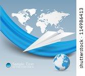 eps10 vector abstract paper...   Shutterstock .eps vector #114986413