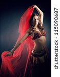 Beautiful Young Belly Dancer ...