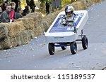 warsaw  poland   september 23 ... | Shutterstock . vector #115189537