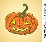 detailed illustration of... | Shutterstock .eps vector #115206463