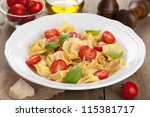 Tortellini With Cheese And...
