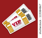 Pair Of Vip Tickets