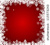abstract beauty christmas and... | Shutterstock . vector #115573243