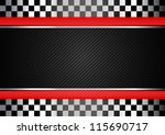 Racing black striped background, vector design 10eps - stock vector