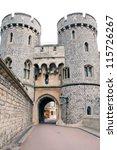 Gateway To Windsor Castle