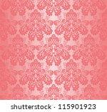 Seamless Pink Wallpaper  ...