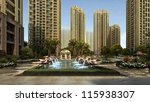 buildings made in 3d   Shutterstock . vector #115938307