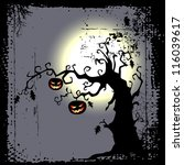 Halloween Background   Two...