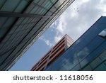 skyscraper in vilnius | Shutterstock . vector #11618056