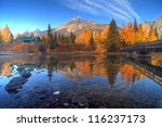 Teton Range Reflection On Jenn...