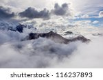 Jungfrau Peak  Switzerland ...