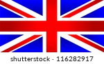 united kingdom of great britain ... | Shutterstock .eps vector #116282917