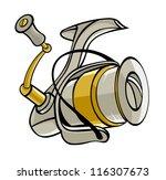 fishing reel free vector art 2075 free downloads rh vecteezy com Funny Fisherman Clip Art Vintage Fishing Reel Clip Art