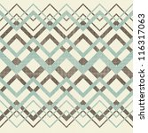 Abstract Seamless Ornament In...