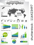 communication infographics... | Shutterstock .eps vector #116423497