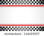 Racing Red Background  Vector...