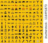 Vector - Traffic Icons Set