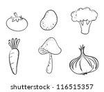 detailed illustration on... | Shutterstock .eps vector #116515357