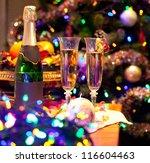 new year celebration | Shutterstock . vector #116604463
