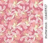 Floral Pattern Seamless. Flowe...